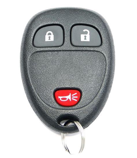 2008 saturn outlook keyless entry 22936099 remote key