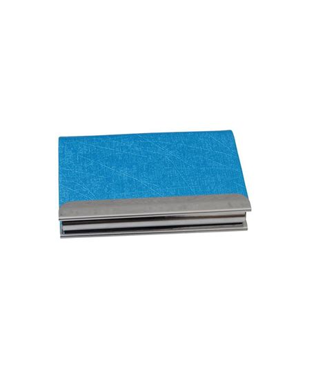 Formal Credit Cb Blue Formal Credit Card Holder Buy At Low Price In India Snapdeal