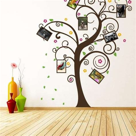 dibujos para pintar paredes los mejores vinilos con 225 rboles para decorar tus paredes