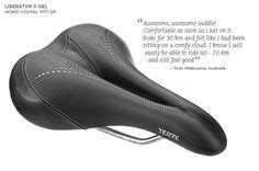women s bike seats most comfortable 1000 images about bike build foundry overland titanium on