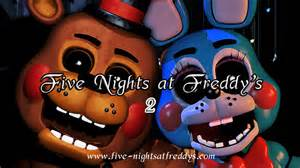 Nights at freddy s 2 online this time you will take place of