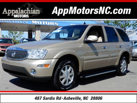automobile air conditioning repair 2007 buick rainier electronic toll collection 2007 buick rainier cxl for sale in asheville