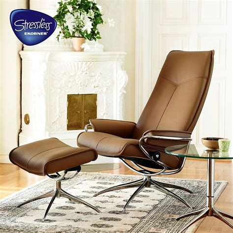 Stressless Recliner Chair by A Focus On Stressless Furniture Vale Furnishers