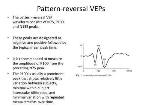 pattern reversal vep electrophysiological tests in ophthalmology by dr vaibhav