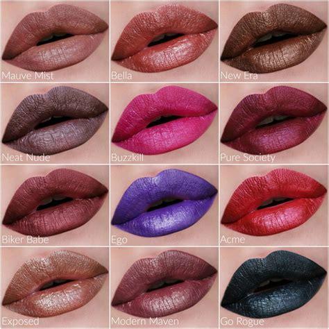 nyx matte eyeshadow swatches nyx professional makeup liquid suede metallic matte