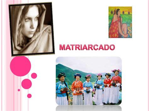imagenes de la familia matriarcal matriarcado