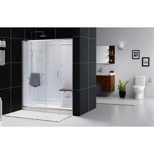 Dreamline Infinity Z Dreamline Infinity Z Frameless Sliding Shower Door 34