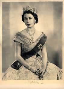 young queen elizabeth the second
