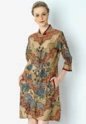 Dress Batik Tunik Lantasa Mataram batik dress pinteres