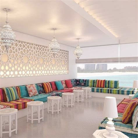 Decoration Design Best 25 Salon Marocain Ideas On Sombre