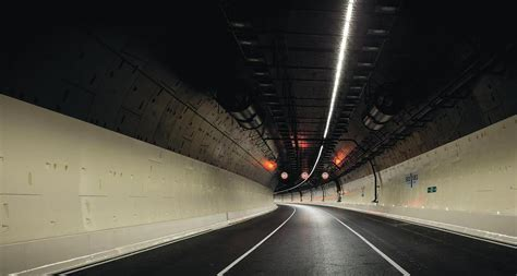 citylink new zealand light at the end of the waterview tunnel greater auckland
