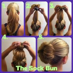 the sock bun diary