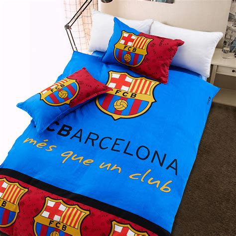 Fc Barcelona Bed Set Get Cheap Barcelona Bed Set Aliexpress Alibaba