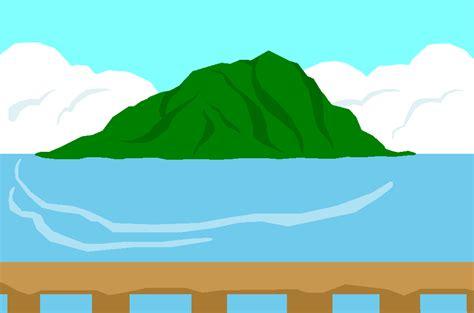 island clip island mountain clip cliparts