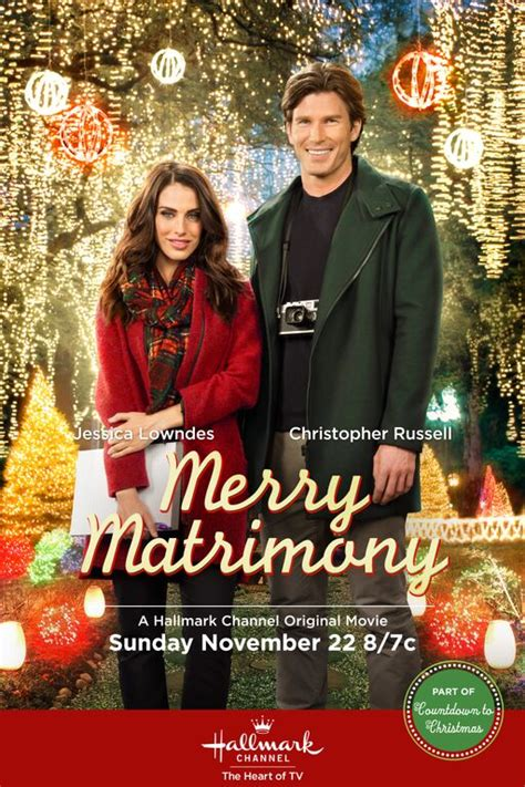 list film natal hallmark announces their full countdown to christmas