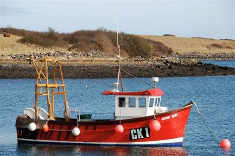 types of fishing boat uk file fishing boat ballydorn geograph org uk 706476