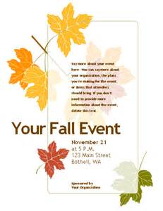Fall Festival Flyer Templates Free by 8 Best Images Of Free Printable Fall Flyer Templates