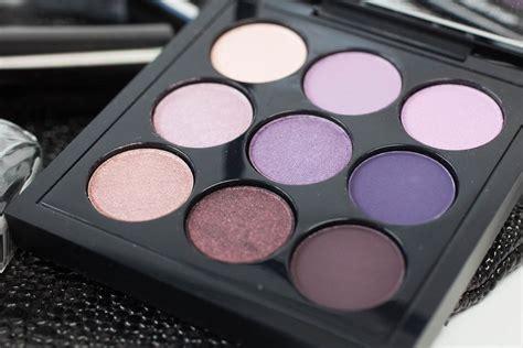 Eyeshadow X 9 Purple Times Nine verlosung mac 9er palette andere mitbringsel