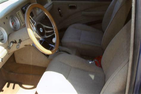 1985 ford bronco interior 1985 ford bronco ii custom suv 198572