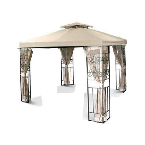 Gazebo Awning Replacement by New 10 X 10 Replacement Gazebo Canopy Top Beige In The Uae See Prices Reviews And Buy