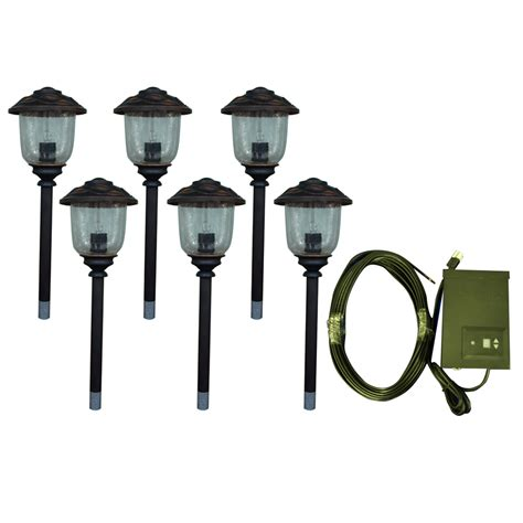 Landscape Led Lighting Low Voltage Landscaping Lighting Kits Newsonair Org