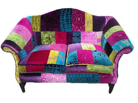 funky fabric sofas best 25 patchwork sofa ideas on pinterest pink game