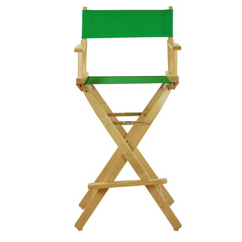 Canvas Directors Chair by 30 Quot Director S Chair Frame Green Canvas