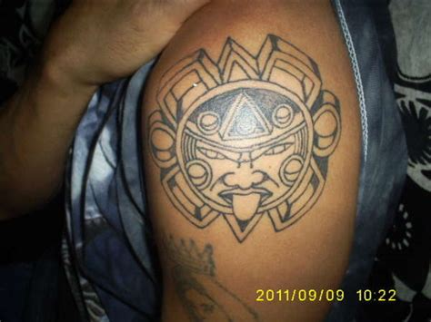 aztec sun tattoo aztec sun god www imgkid the image kid has it