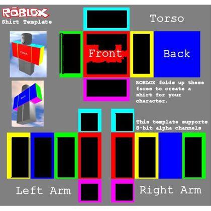 Roblox Shirt Maker Roblox Roblox Shirt Template Maker