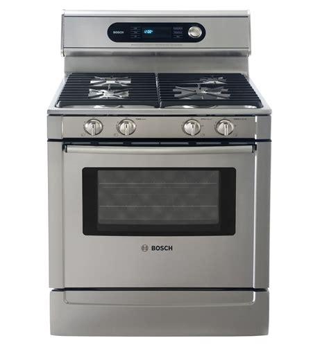 Oven Gas Bosch oven gas range sears outlet home design idea