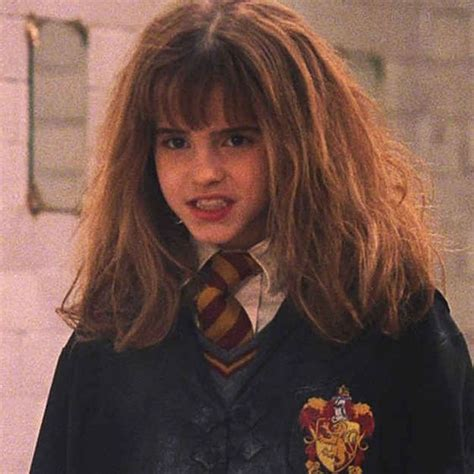 emma watson first film this is what the quot harry potter quot characters looked like in
