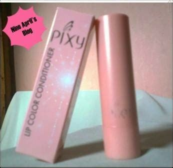 Lipstik Pixy Pink review lip color conditioner quot pink quot pixy nine april