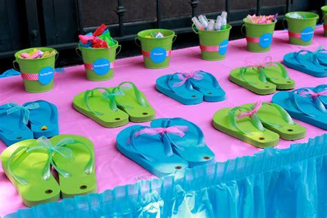 Birthday Decorations by Cool Pool Themes Home Ideas