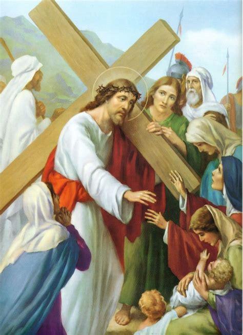 imagenes de la virgen maria en el viacrucis v 237 a crucis en im 225 genes aci prensa