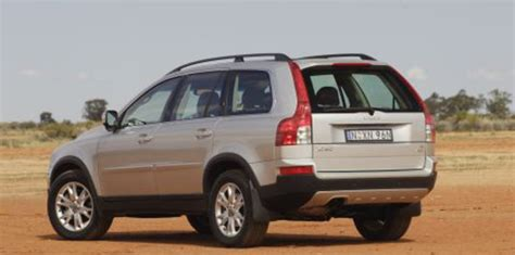 volvo xc  xc electric cooling fan recall