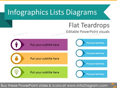 Icons Powerpoint Presentation Slides Powerpoint List Templates