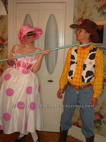 rated adult couple costume woody  bo peep