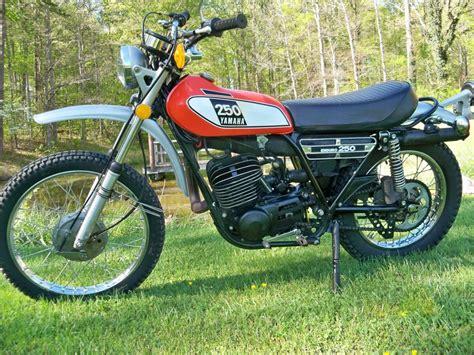 Enduro Motorrad Forum by 1975 Yamaha Enduro Dt250 Motorcycle Forum Vintage