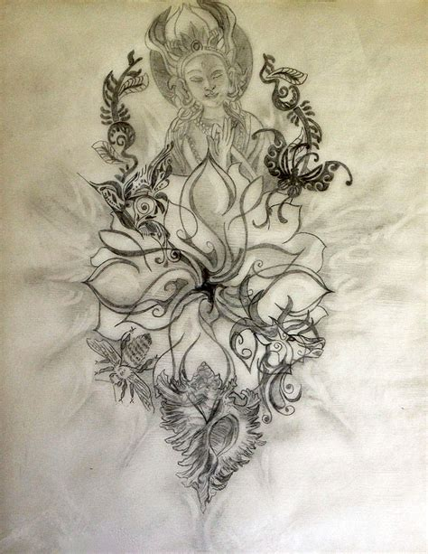 sacred tattoo designs bee symbolism tania s