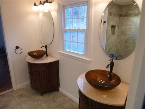 Woodstock Bathroom Furniture Woodstock Mountain Homes Bathrooms