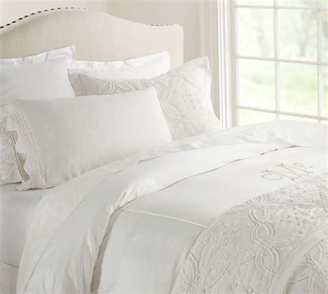 Pb Essential Duvet Cover pb essential duvet cover sham pottery barn