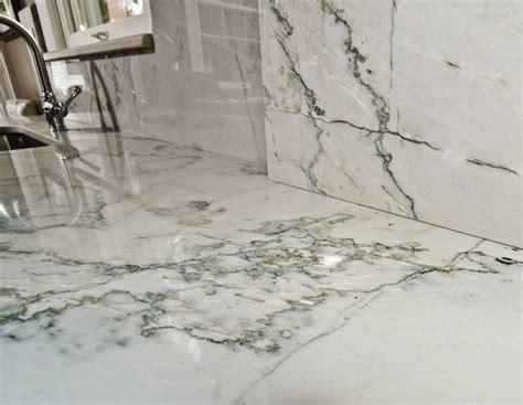 White Macaubas Quartzite in NW DC Contemporary dc metro by Granite Grannies