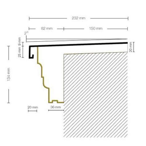 Fensterbank Neigung by Au 223 Enfensterb 228 Nke Aus Styropor