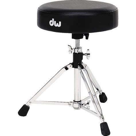 Dw Drum Stool by Dw 9100 Standard Seat Drum Throne Musician S Friend