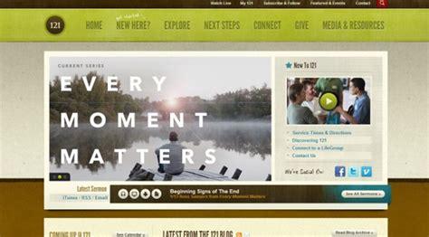 website design ideas 2017 church websites 140 amazing ideas for church web design