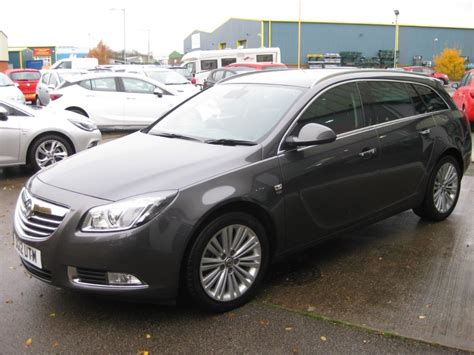 vauxhall insignia estate vauxhall insignia in louth lincolnshire compucars