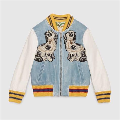 Blazer Denim By 4seasons Babyshop children s leather bomber jacket in 2019 toggery