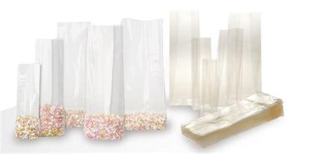 sacchetti in polipropilene per alimenti sacchetti in polipropilene a fondo quadro