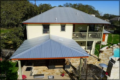 metal roof porch covers style