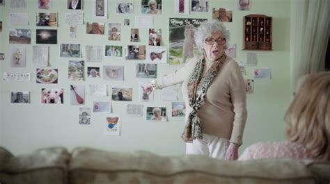 scotiabank commercial grandma actress your grandmother could teach you a thing or two about